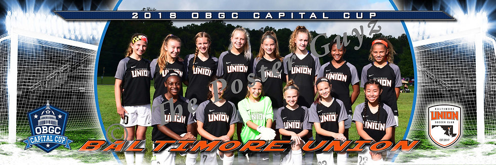 Baltimore Union Elite 05 (MD) Girls U14