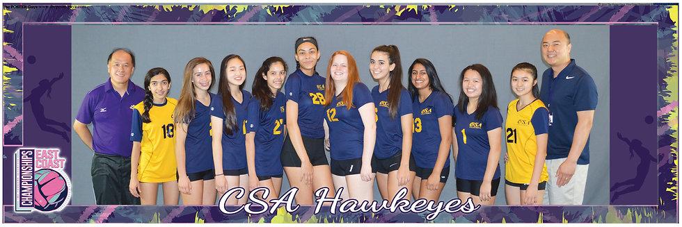 CSA Hawkeyes 14