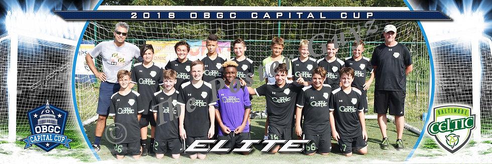Baltimore Celtic SC North Boys U14
