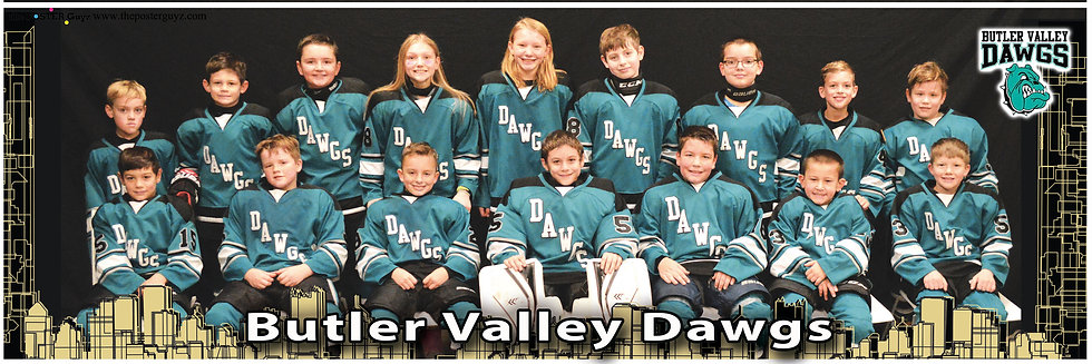 Butler Valley Dawgs Squirt A Minor
