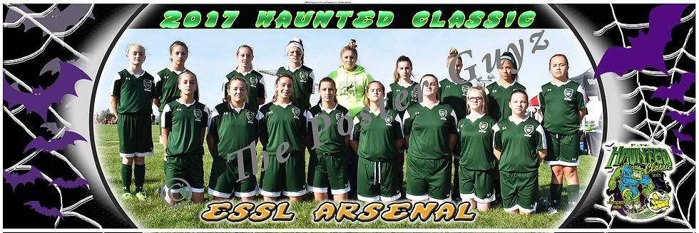 ESSL Arsenal GU14 - G14