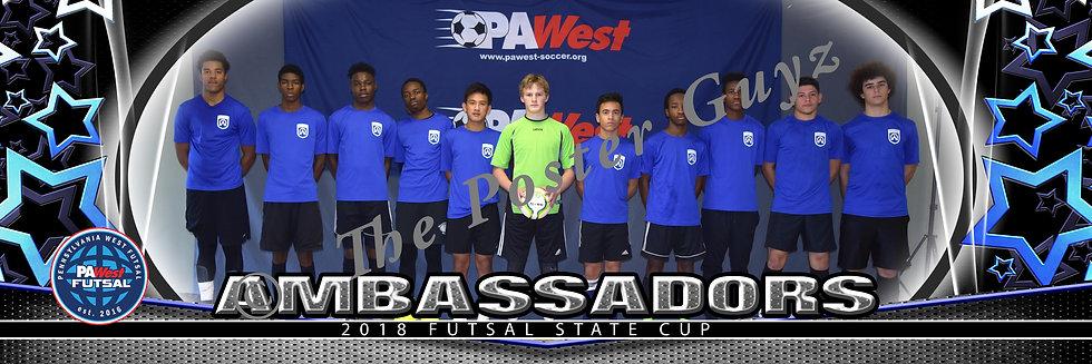 Ambassadors U19B