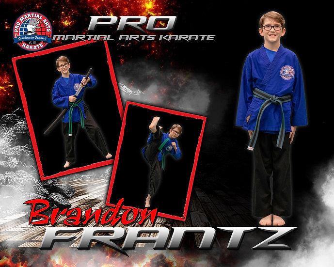 Brandon - 3 picture collage