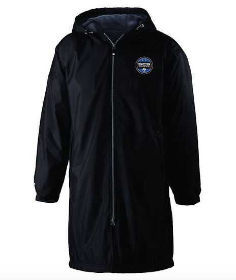 SCS-Holloway Long Stadium Jacket