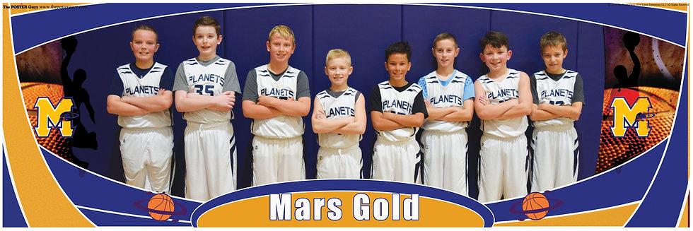 Mars White 5th Grade B smiling