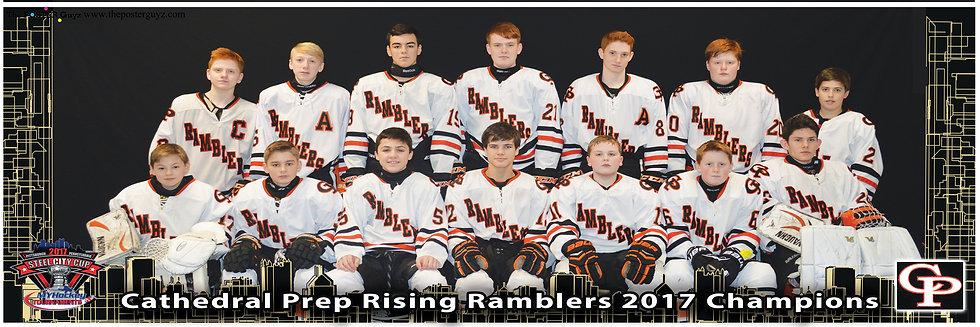 Cathedral Prep Rising Ramblers