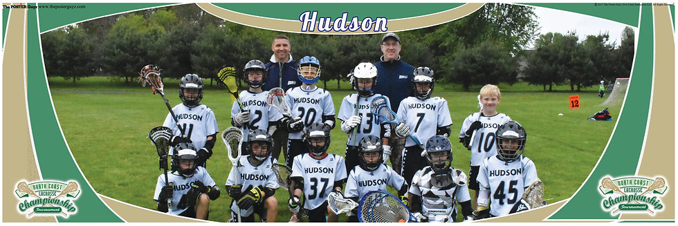 Hudson 3-4 Machine B NC