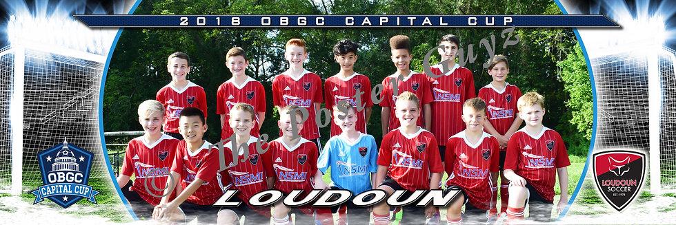 Loudoun Soccer 06B Black Boys U13