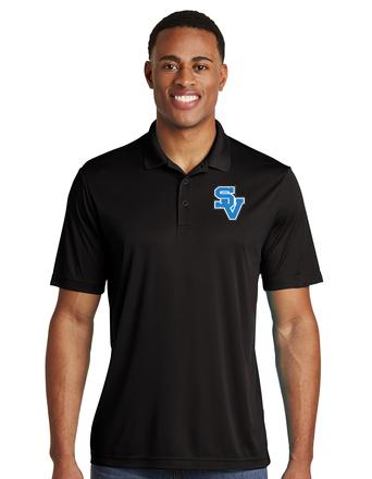 SVSoftball-Men's Polyester Polo