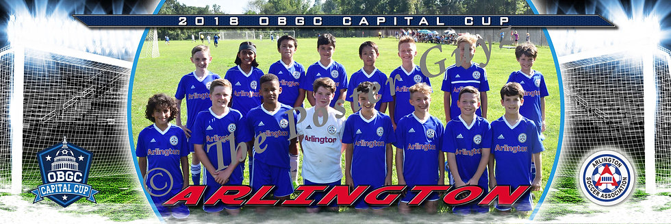 Arlington SA ASA 2006 Boys Black Boys U13