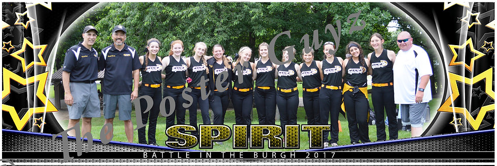 Pittsburgh Spirit Futures 16