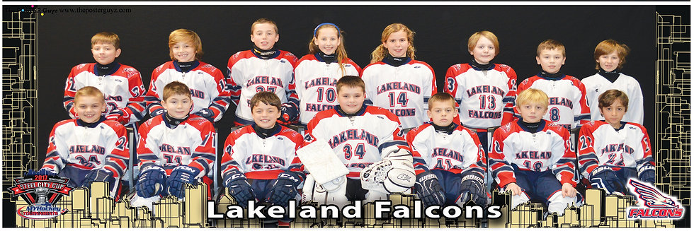Lakeland Falcons Squirt B