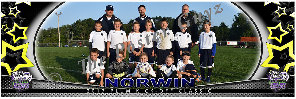 Norwin u10 Powers U10B