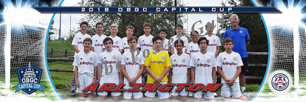 Arlington SA 2005 Boys White Boys U14