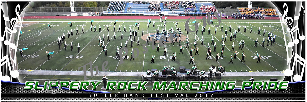 Slippery Rock University Marching Pride version 3