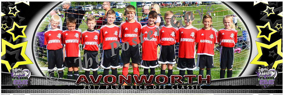 Avonworth Lopes U9B