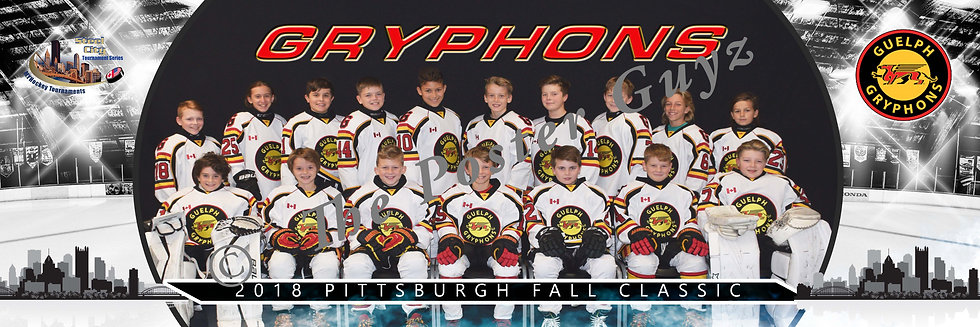 Guelph Gryphons Pee Wee A