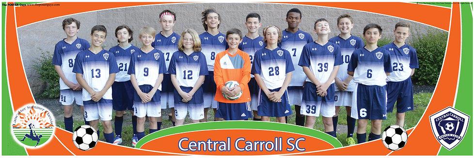 CENTRAL CARROLL SC U15B