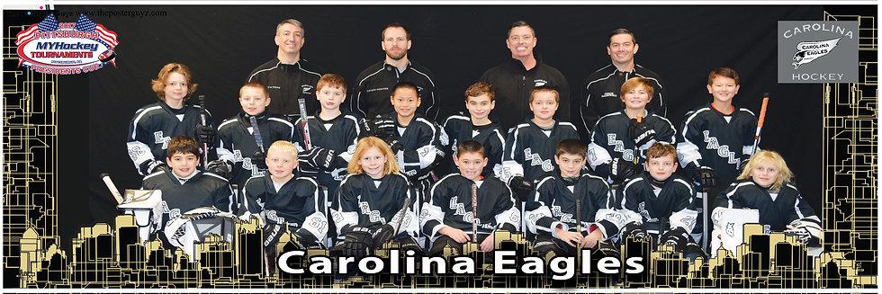 Carolina Eagles Squirt A