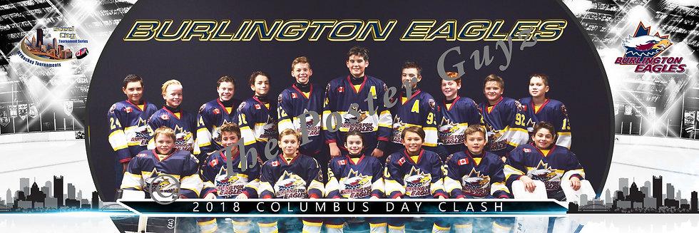 Burlington Eagles PWAA