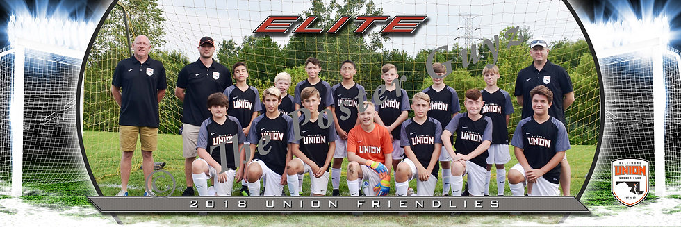 Baltimore Union SC Elite 04 BU15