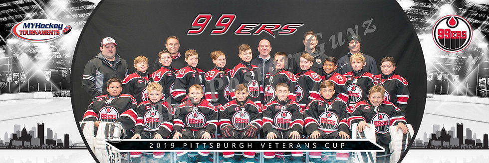 Brantford 99ers Squirt Major A