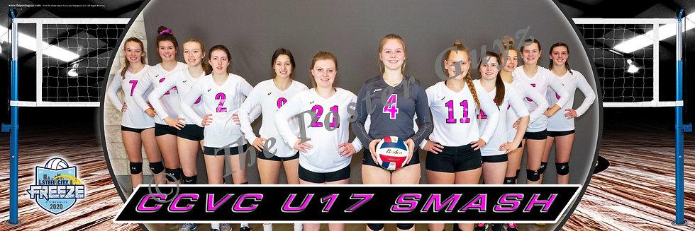 CCVC U17 Smash (IE) - 17 Club