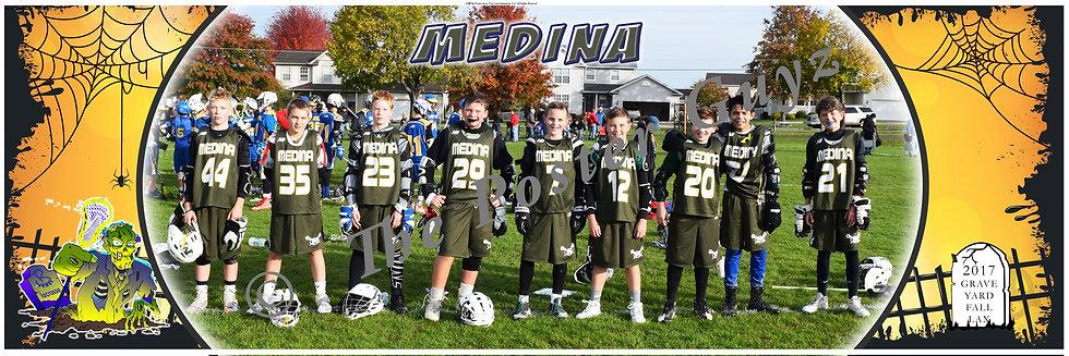 Medina White  7-8 B Boys
