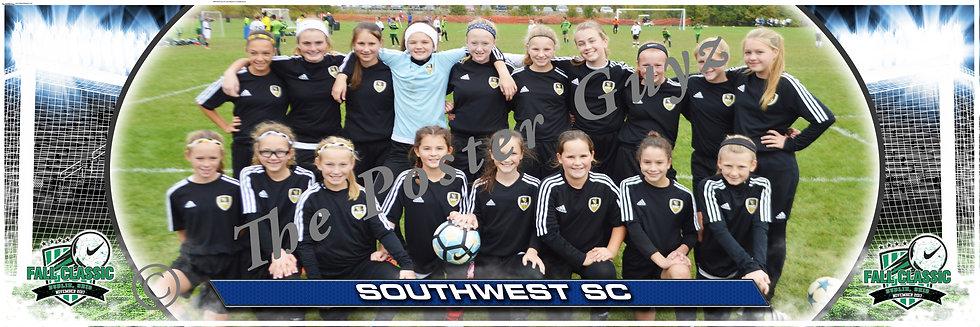 Southwest SC - Black Girls U13