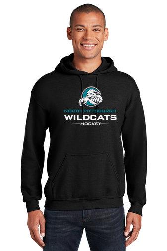 NP Wildcats-Hoodie-Wildcat Logo 2