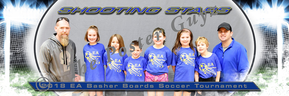 EA Shooting Stars 2 U8B