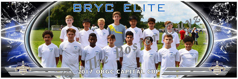 BRYC ELITE ACADEMY ECNL U14 Boys U14