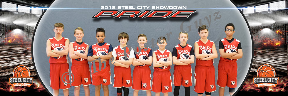 Pittsburgh Pride 6th Boys