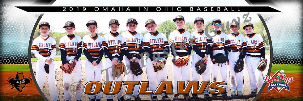 Pittsburgh Outlaws - 9U