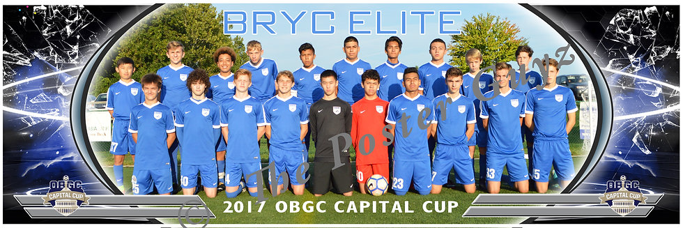 BRYC ELITE ACADEMY ECNL U15 Boys U15
