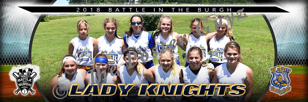 Canonsburg Lady Knights (12A)