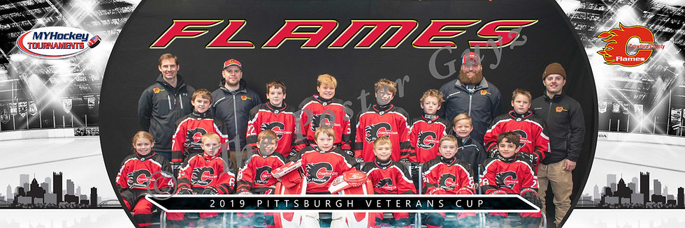 Crawford County Flames Squirt B