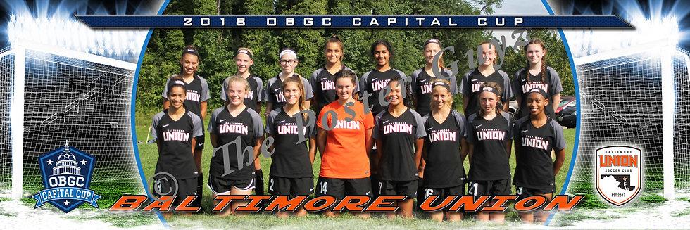 Baltimore Union Select (MD) Girls U14