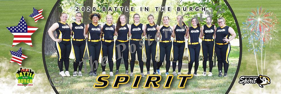 Pittsburgh Spirit 16U Premier (16A)