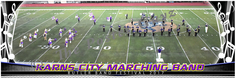 Karns City Marching Band version 2