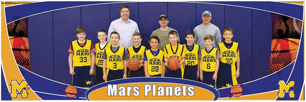Mars 4th Grade B