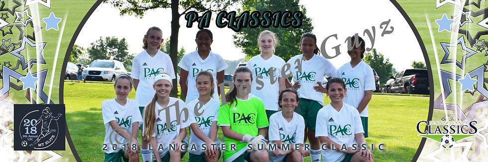 PA Classics 06 Elite U12G