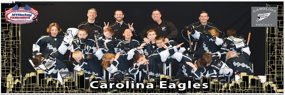 Carolina Eagles Squirt A Funny