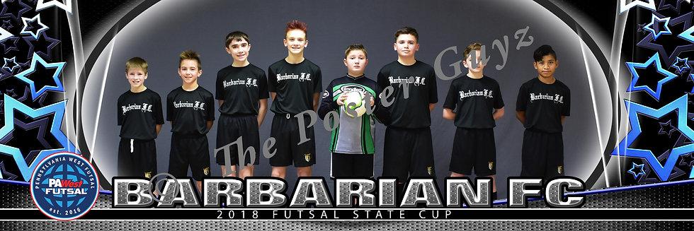 Barbarian FC 06 Boys u13B