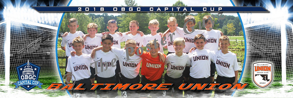 Baltimore Union SC Select 07 Boys