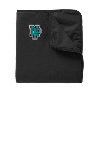 NP Wildcats-Polyester Stadium Blanket