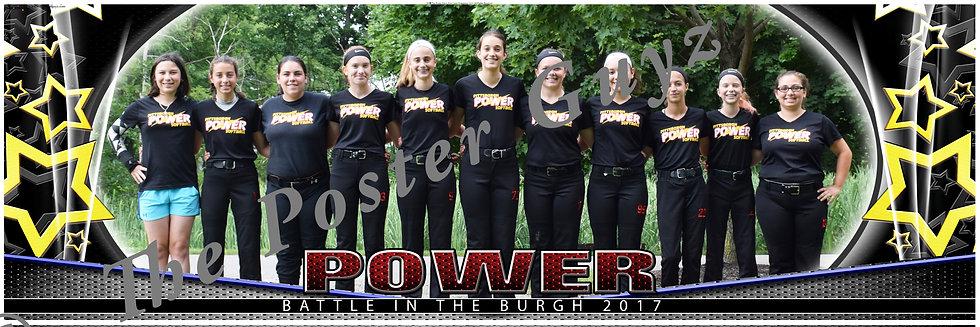 Pittsburgh Power Bradford