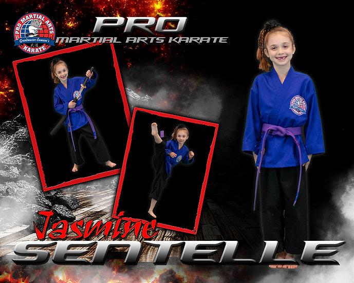 Jasmine 3 picture collage