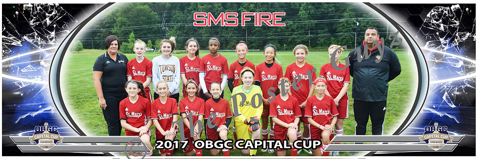 SMS FIRE Girls U14
