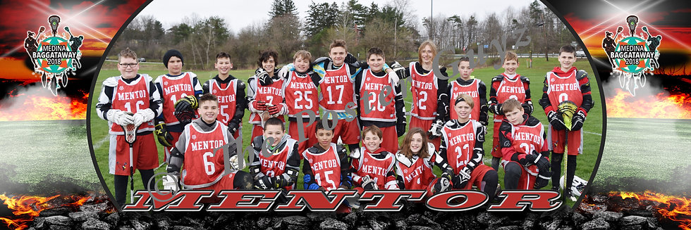 Mentor Youth Lacrosse Boys 5 - 6 B D